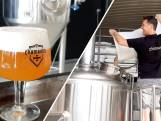 Vrienden brouwen eerste bier in gloednieuwe brouwerij