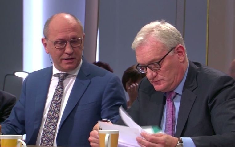 """""""N-VA is bang in een pro-migratiekamp te worden gestoken door Vlaams Belang"""", zegt Johan Vande Lanotte (sp.a)."""