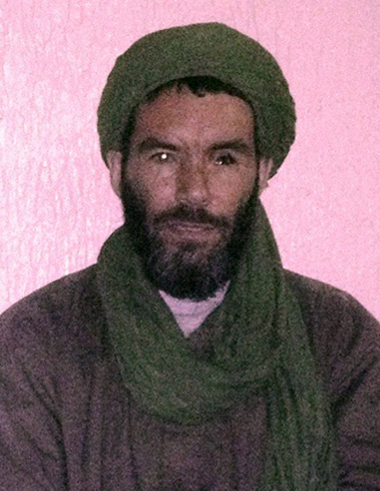 Mokhtar Belmokhtar. Beeld AFP