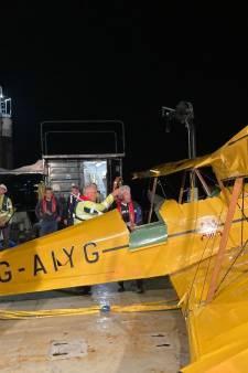 Piloot (77) over vliegtuigcrash Westerschelde: 'Door een wonder gered'