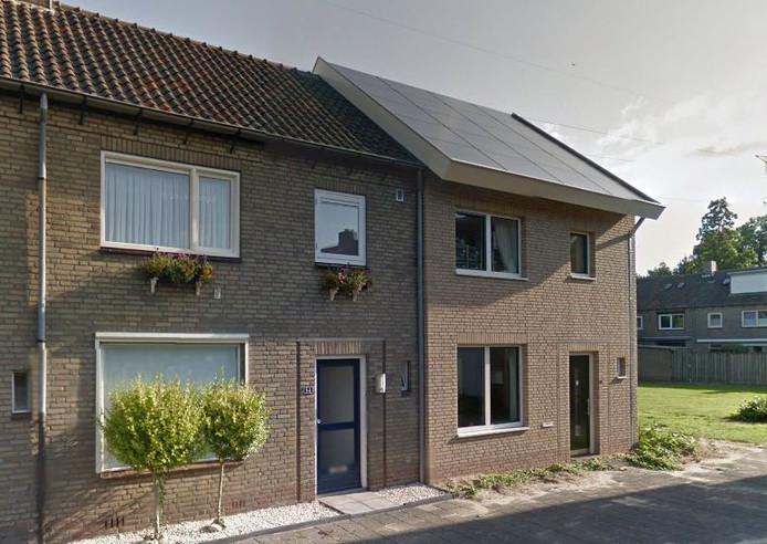 Het beste energieneutrale huis van Nederland, aan de Orduynenstraat in Den Bosch.