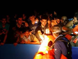 Meer dan 400 migranten gered op Middellandse Zee