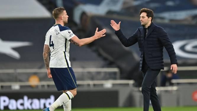 Son scoort dan toch winner Tottenham na gelijkmaker Bale, nieuwe Spurs-coach (29) kiest voor Alderweireld