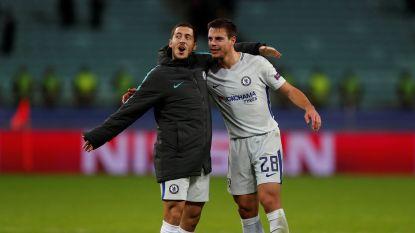 """Wereldklasse en -faam, maar voor Eden Hazard is er niks veranderd: """"Ik wil me gewoon goed voelen"""""""