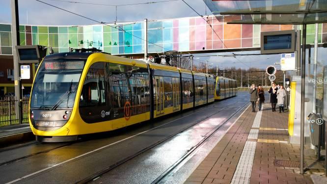 Kapotte bovenleiding gerepareerd, Uithoflijn in Utrecht gaat na urenlange stremming weer rijden