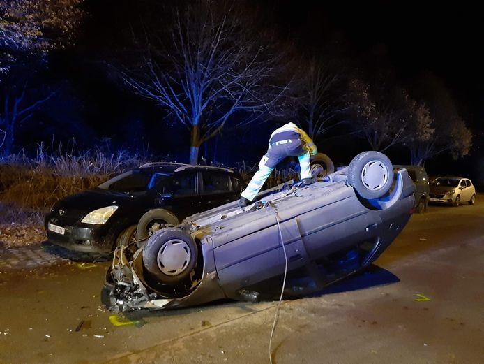 Illustratiebeeld (niet van het ongeval in Deurne).
