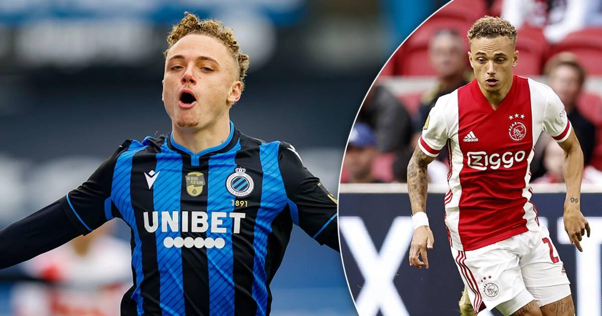 Noa Lang is een sensatie in België, maar waarom brak hij nooit door bij Ajax? - AD.nl
