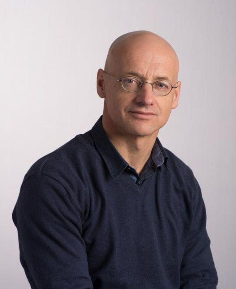 Dimitri van der Linden. Beeld rv