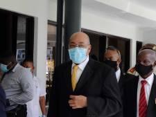 Zaak Bouterse uitgesteld: rechter houdt reden afwezigheid ex-president geheim