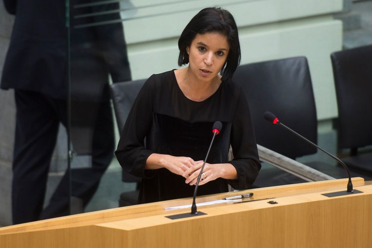 Nadia Sminate is ook de komende legislatuur in het Vlaams Parlement te zien.
