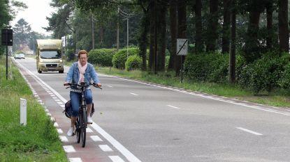 Na twaalf jaar eindelijk veilig fietspad