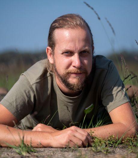 Natuurbeheer is topsport voor ecoloog Michiel: Veiligstellen zeldzaam plantje geeft 'euforisch gevoel'