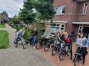 Op solexen door Twente.