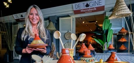 Nora (29) laat mensen de magie van Marrakech proeven, maar dan middenin de polder