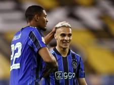 Ajax laat olympische droom Antony sneuvelen: 'Past niet in voorbereiding'