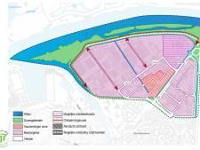 Toekomstvisie: 'Grote winkels nog maar op één kant Dombosch'