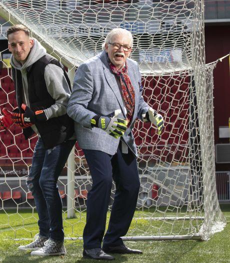 Waarom de doelman van TOP Oss de achternaam van zijn bekende Belgische vader (nog) niet draagt
