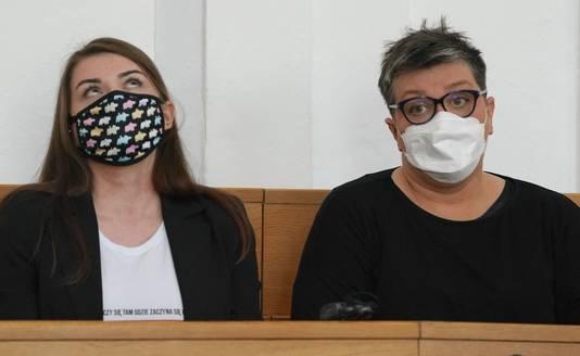 Elzbieta Podlesna et Anna Prus