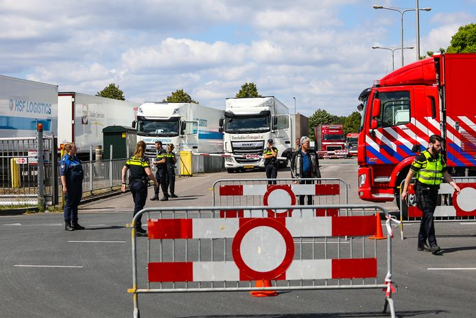 Vion slachterrij gesloten in Apeldoorn na overtreden coronamaatregel
