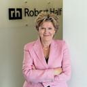 Frédérique Bruggeman, managing director Robert Half.