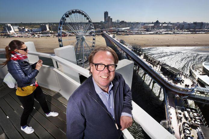 Herman Smit, manager van De Pier.