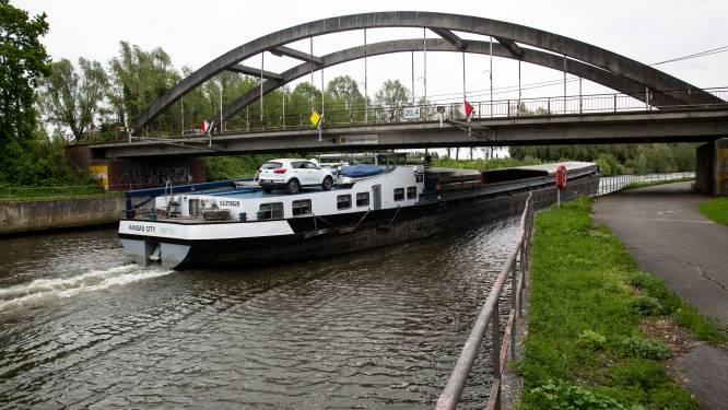 Brug tussen Ooigem en Desselgem dicht, afbraak volgt komend weekend