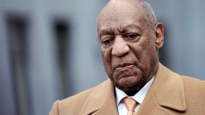 Vandalen schrijven 'verkrachter' op Walk of Fame-ster Bill Cosby