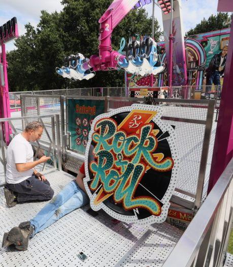 Zwieren en zwaaien zonder Hollandse hits, kermis Park Hilaria is terug van weggeweest