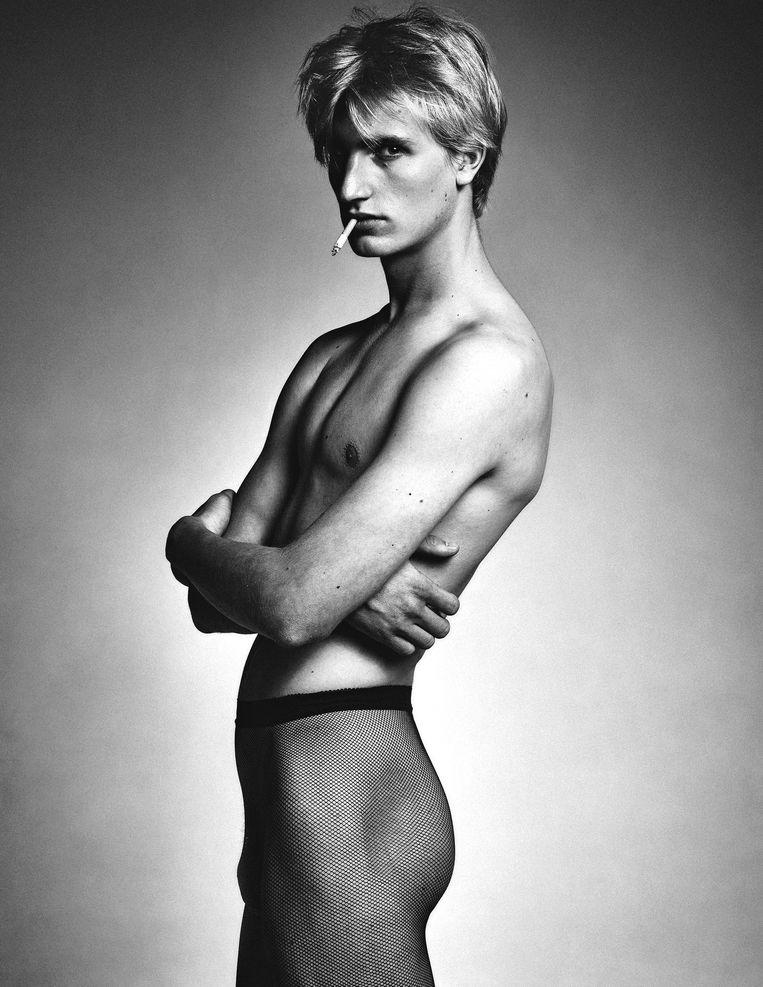 'Senne, model'. Beeld Phillipe Vogelenzang