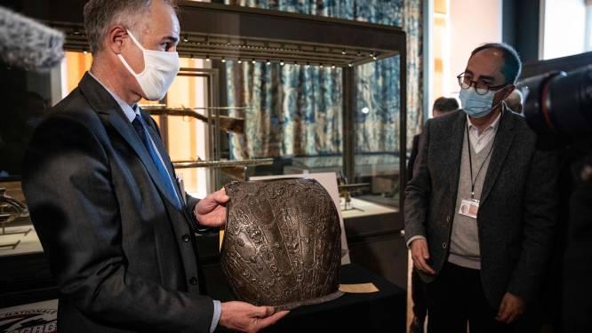 Louvre krijgt twee kunststukken uit de 16e eeuw terug, nadat ze 40 jaar na diefstal plots opduiken bij erfenis