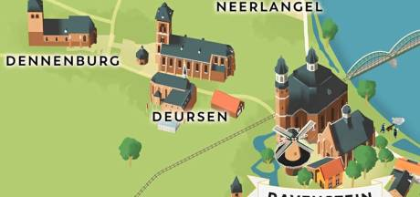 Nieuwe app over Land van Ravenstein onder vuur van parochiebestuur: 'Handig voor dievengilde'
