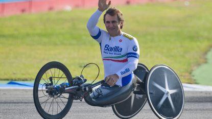Handbiker Alex Zanardi (53) opnieuw geopereerd