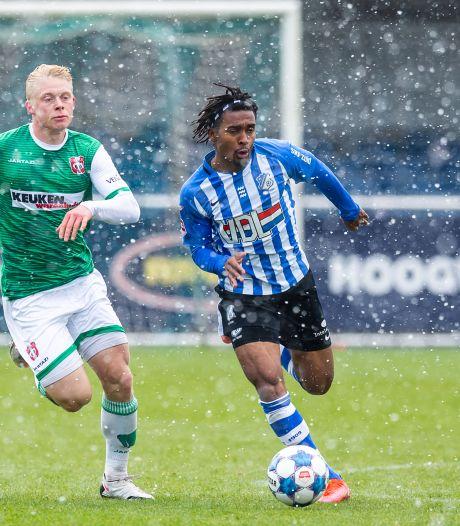 FC Dordrecht heeft met komst Jacky Donkor selectie compleet: 'Hij stond vanaf het begin op ons lijstje'