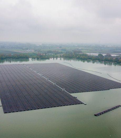 Stroom voor zevenduizend huizen uit drijvende energiefabriek