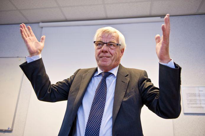 Ondernemer Hennie van der Most.