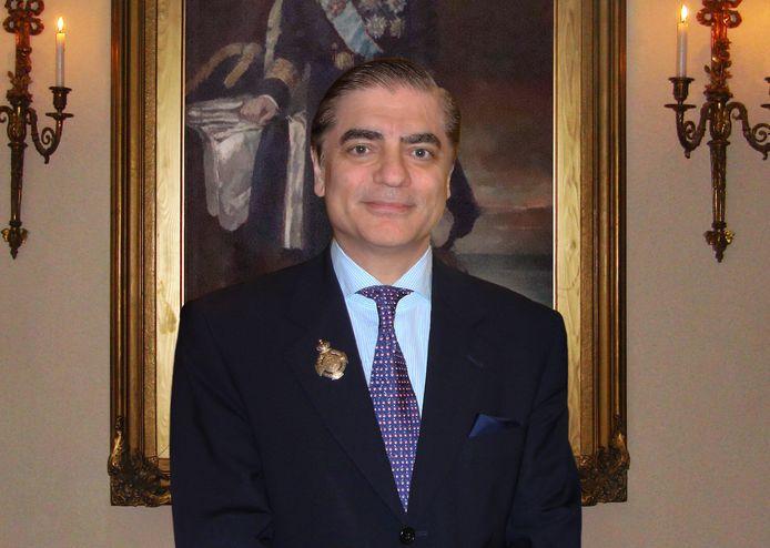 Prins Paul-Philippe van Roemenië.