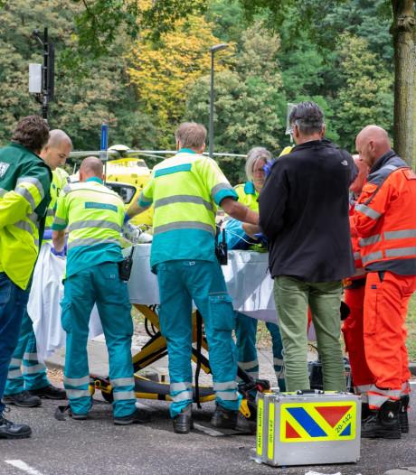 Vrouw zwaargewond na aanrijding op oversteekplaats in Goirle