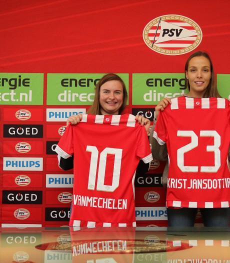 PSV Vrouwen huurt Belgisch international Davinia Vanmechelen