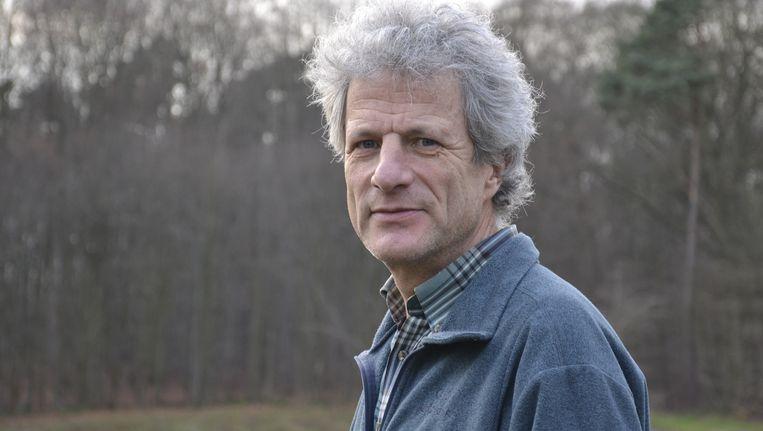 Vincent De Brouwer, de nieuwe directeur van Greenpeace België. Beeld BELGA