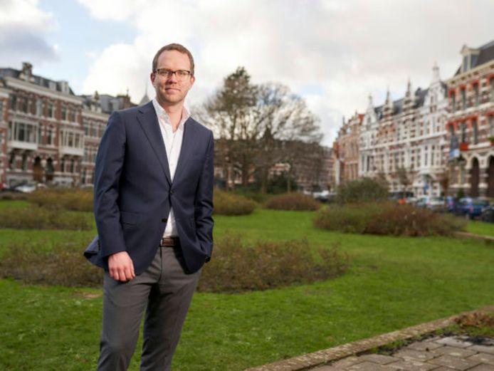 Jan Pronk VVD Den Haag