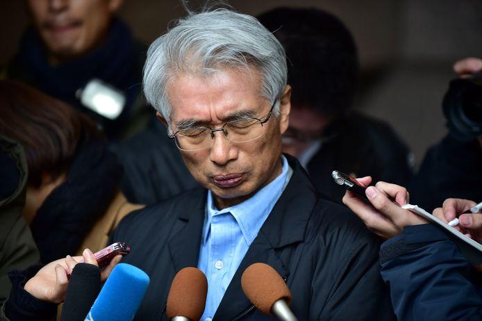 Junichiro Hironaka.