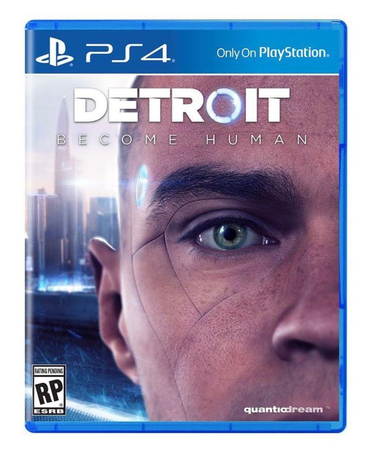Studio Quantic Dream heeft een exclusiviteitscontract met Sony, dus 'Detroit: Become Human' verschijnt alleen op PlayStation 4. Beeld Sony PlayStation