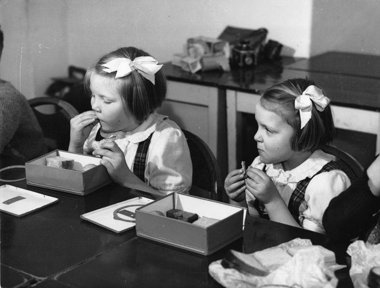 Prinsesjes op school Beeld Gamma-Keystone via Getty Images