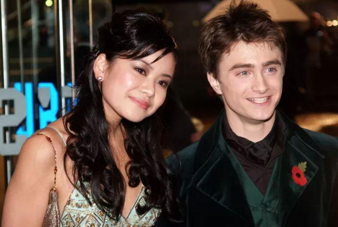 Katie Leung et Daniel Radcliffe