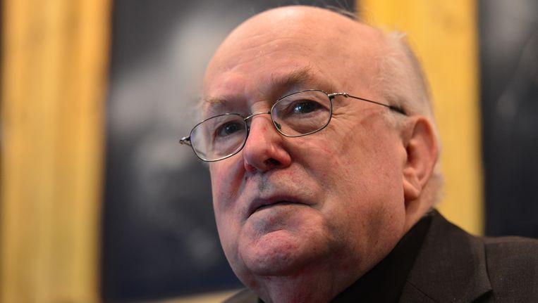Kardinaal Godfried Danneels Beeld BELGA