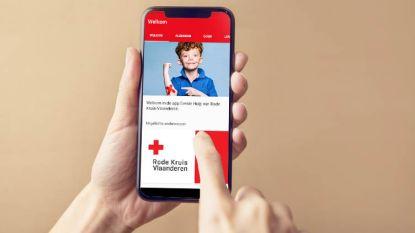 EHBO-specialist in je broekzak: Rode Kruis lanceert gratis 'eerste hulp'-app