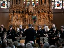 Matthäus Passion in Deurne: 'Met een orkest zingen is wel wat anders dan thuis met een YouTube-filmpje'