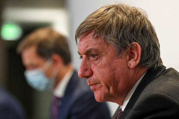 Jan Jambon, le ministre-président flamand