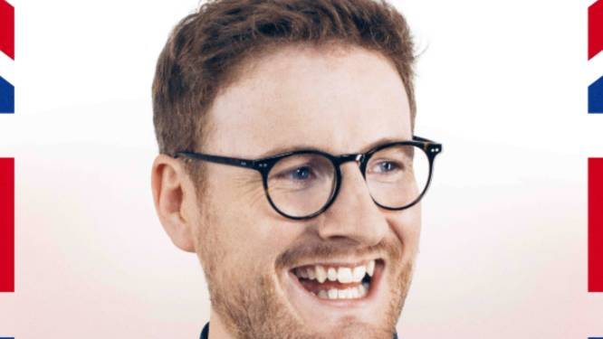 Le plus british des humoristes français de passage à La Madeleine