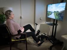 Ouderen lekker in beweging met fietscomputer